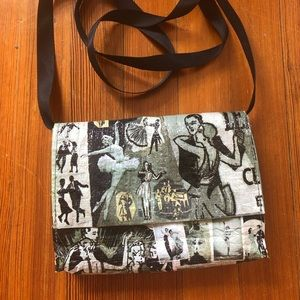 Handbags - Quirky, dancer purse